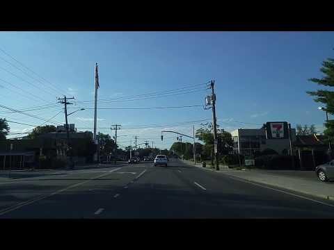 Driving from Baldwin to Hempstead in Nassau,New York