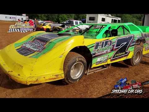 #7 Haden Duncan - 602 - 7-14-18 North Alabama Speedway - In Car Camera