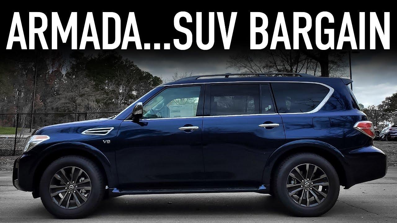 2020 Nissan Armada Platinum Review...GREATEST VALUE Among SUVs