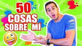 A QUE ME DEDICABA ANTES DE YOUTUBE? 50 COSAS SOBRE MÍ !! Tag |  HaroldArtist