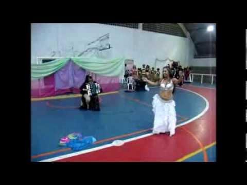 Improviso Zahra el Nur e Lili Siqueira