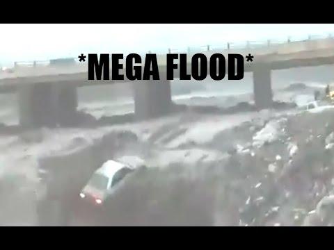 *Another* BIG Flood |  50 Villages-Cars-Washed Away-Landslides