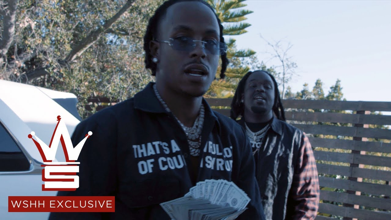 Richie Wess feat. Rich the Kid - Alot To Say (Official Music Video)