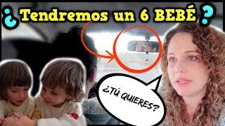 BEBÉ #6 ¿Un próximo EMBARAZO?   Familia Tutti Vlog