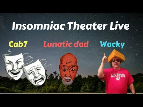 insomniac-theater-cab7-maybe-more-special-guests-chat-talk-comedy