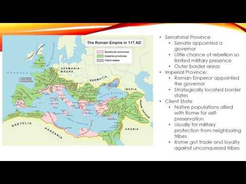 2.2 Roman Empire