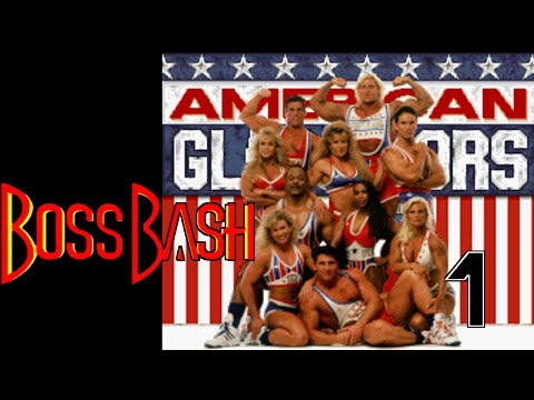 The Dream Of Every Child - American Gladiators - Part 1