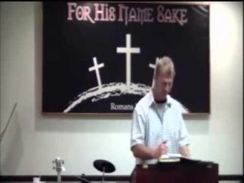 Pastor Bryan - Trusting in God