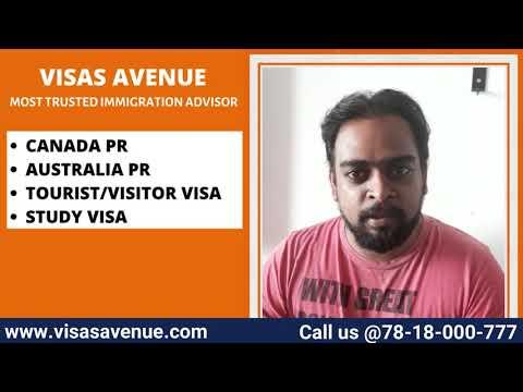 Visas Avenue Mumbai Client Successfully Got Canada PR Visa