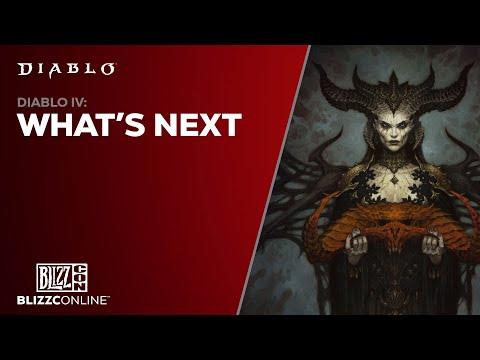 BlizzConline 2021 - Diablo IV: What's Next
