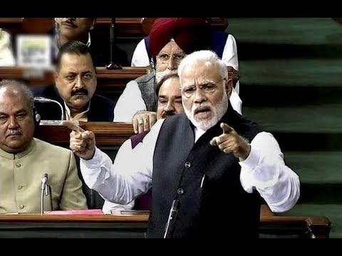 Qwrap | PM Modi Addresses the Lok Sabha For the First Time, Slams Congress Over Emergency
