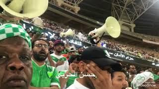 طرب واهازيج الاهلي القادسيه 3-0 مزمار من الاخر بدر تركستاني بالله ياناس قولولو