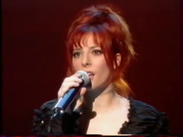 Mylene farmer seal less mots