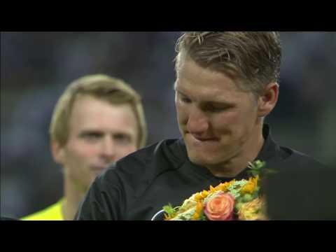 Abschied Bastian Schweinsteiger