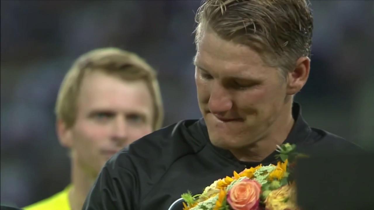 Bastian Schweinsteiger Abschied