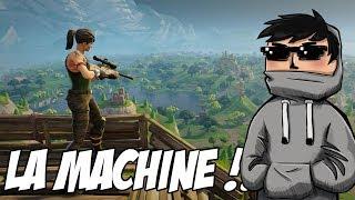 FORTNITE BR: LA MACHINE