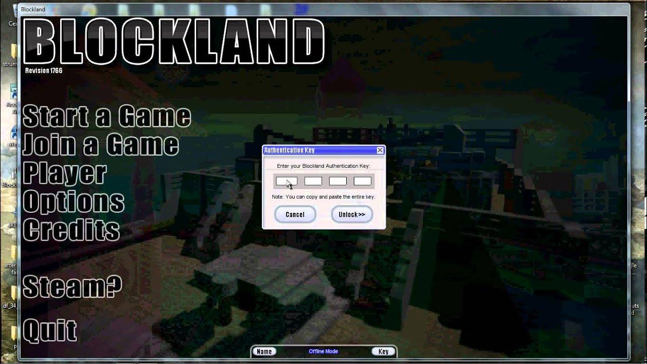 Blockland steam key giveaways