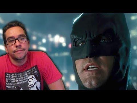 The Ben Affleck Batman Headlines and Lack of Integrity