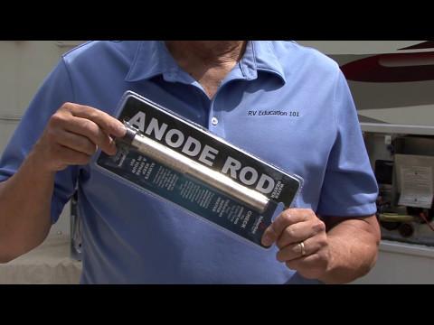 WHS01 V01 SUBURBAN Anode Rod