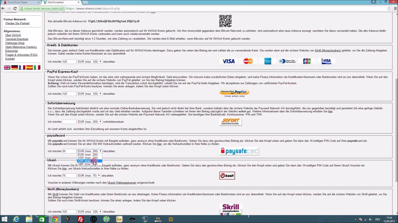 Paysafecard In Paypal Umwandeln