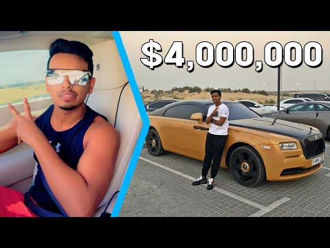 13 Expensive Things Owned By Rashed Belhasa AKA Money Kicks And His Father Ahmed