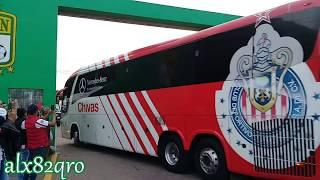 León Vs Chivas - Estadio León
