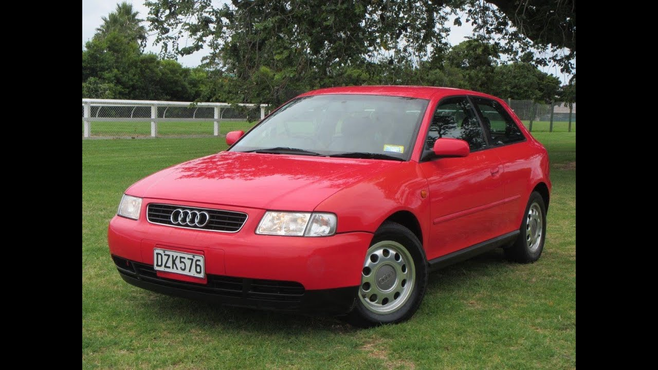1999 audi a3 auto hatchback no reserve cash4cars. Black Bedroom Furniture Sets. Home Design Ideas
