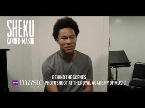 Sheku BBC Music Magazine Video