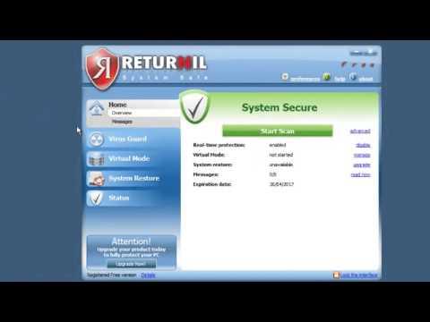 returnil virtual system full version
