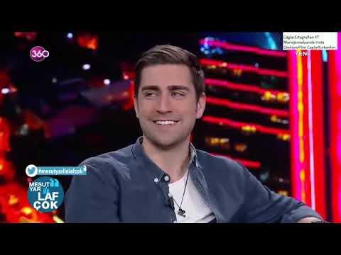 Caglar Ertugrul Tolga Gulec interview Mesut english مقابلة تشاغلار أرطغل مترجمة