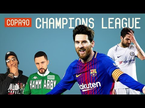 Messi Crushes Chelsea's Champions League Dreams | Champions League Show