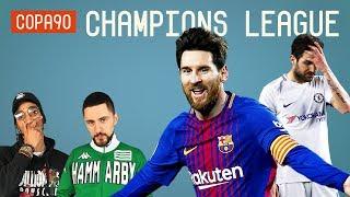 Messi Crushes Chelsea's Champions League Dreams | Champions League Show