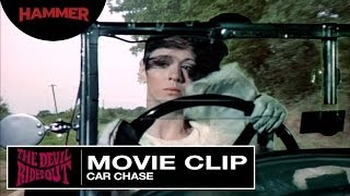 The Devil Rides Out / Car Chase (Official Clip)