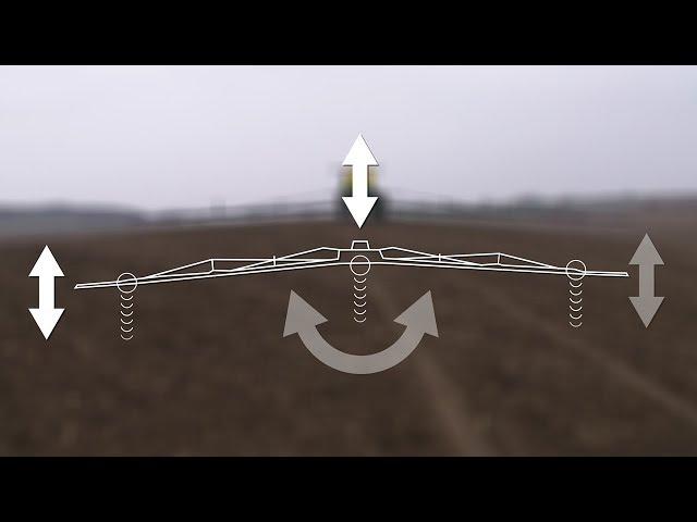 John Deere Opryskiwacze - TerrainControl Pro