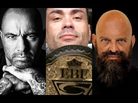 Joe Rogan tells a story about a huge drunk messing with Tait Fletcher