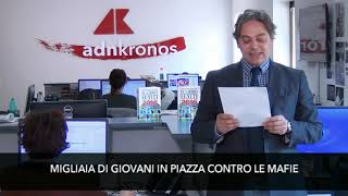Tg Adnkronos, 21 marzo 2019
