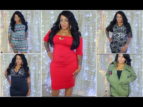 DAY TO NIGHT Plus Size Lookbook Featuring #JollyChic.com - 동영상