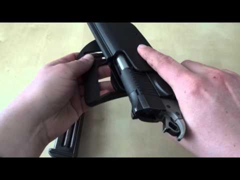Bul M5 9mm-fieldstrip