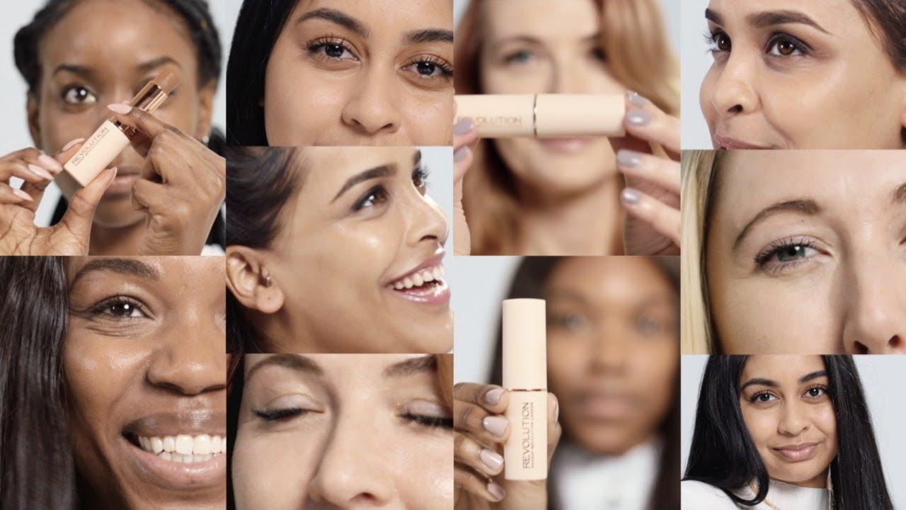 Makeup revolution base stick