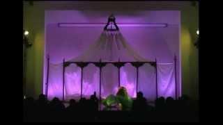Silvia Brazzoli - Euridice - Bellyfusion Legend Festival - Perugia 2013