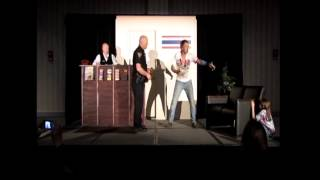 NAMI Ohio 2015 Conference Red Theater
