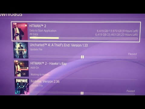 Ps4 How To Download Hitman 2 Starter Pack Free