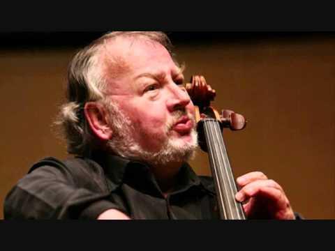 Heinrich Schiff Bach Cello Suite No. 6 Gavotte I-Gavotte II