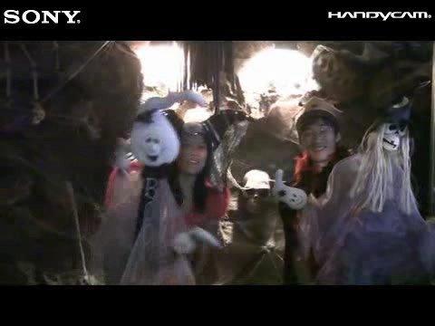 Sony X Ocean Park Halloween 2008 (01/10  11:16PM)