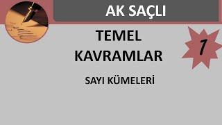 TEMEL KAVRAMLAR 1