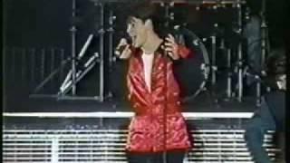NKOTB - Valentine Girl live in concert - Japan 01/30/91