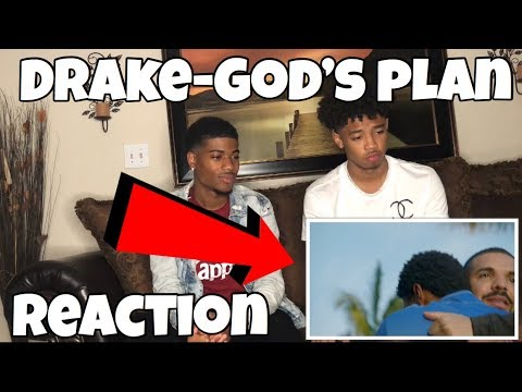 Drake- God's Plan (Official Video) REACTION!!! *GETS EMOTIONAL*