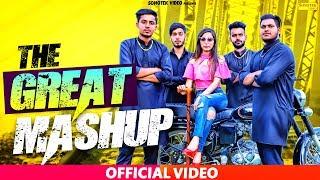 The Great Mashup | TGM | Chauhan Sahab, Spidy, kashav ji, Swaggy | New Haryanvi song 2019 | Sonotek