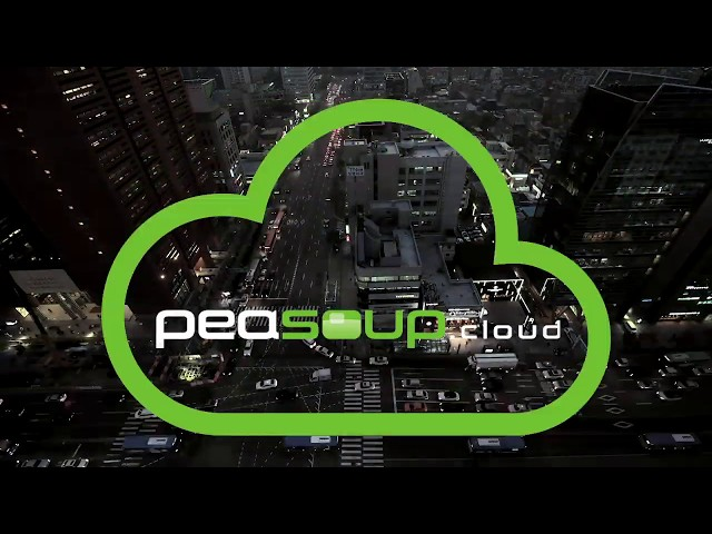 Cloud Infrastructure by PeaSoup