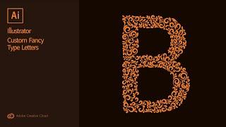 كيفية إنشاء الهوى حرف B في Adobe Illustrator